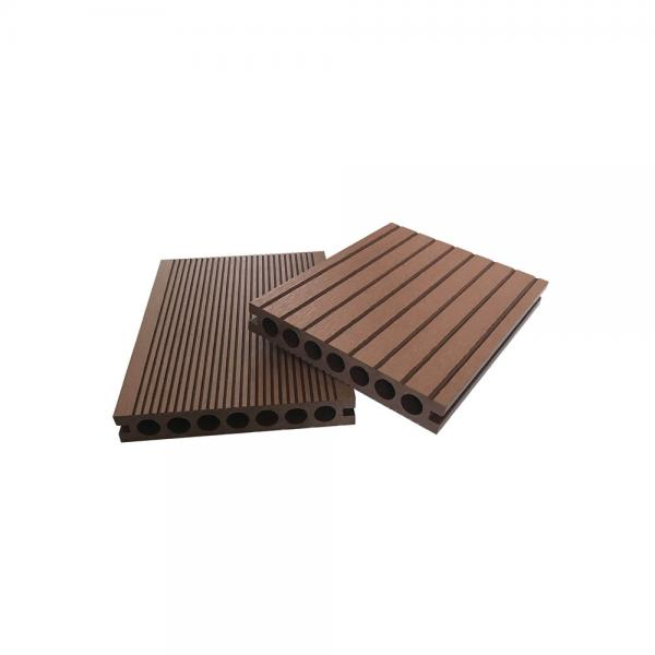Hollow WPC Deck / Anti-Slip Composite Deck /